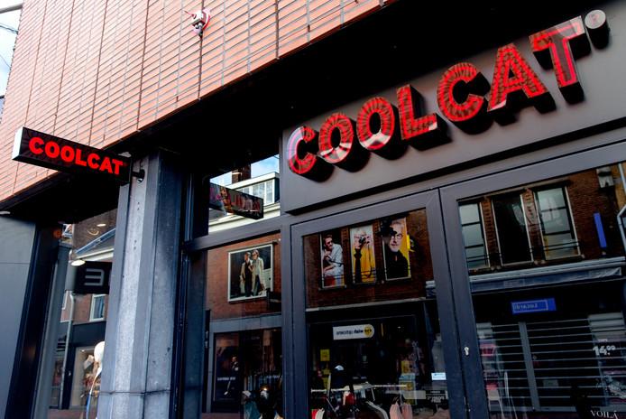 Logo van CoolCat.