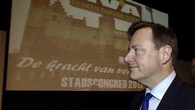 Bart de Wever Beeld afp