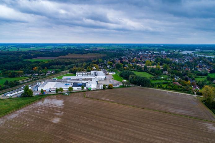 Net ten noorden van het dorp Wijhe ligt de Noordmanshoek. Het is een gebied van 25 hectare dat een duurzame invulling krijgt met bos en extensieve landbouw. Ook komt er een rij bomen waardoor je als je vanaf Zwolle over de dijk rijdt, je niet meer die grote witte gebouwen van vleesfabriek Stegeman ziet. Het gaat om het gebied tussen de Jan Meesterweg, het Anem en het spoor naar Zwolle.