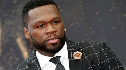 50 Cent kondigt concert aan in België