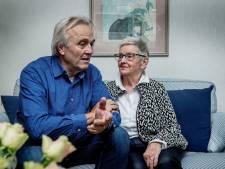 Zestig jaar later ontmoet Utrechter Jan Zwart (68) de vrouw die hem redde van de verdrinkingsdood