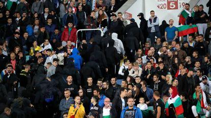 Politie pakt nog vijf Bulgaren op na racistische incidenten tegen Engeland