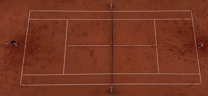 Comme ici, à Hannut, le tennis reprend ses droits en Belgique ce lundi. Mais ça n'empêche pas la frustration de nombreux responsables de clubs en Wallonie et à Bruxelles.
