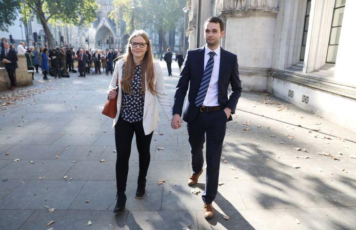 Amy en Daniel McArthur
