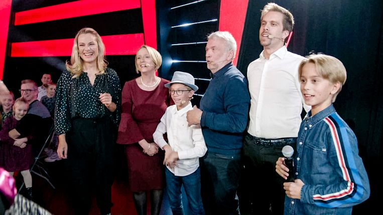 Matisse Fore The Voice Kids VTM