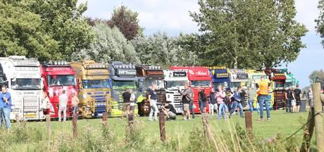 'De mooiste trucks van Europa' staan in Lopik