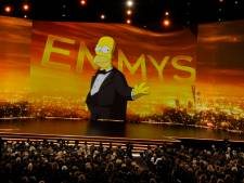 Homer Simpson ouvre les Emmy Awards