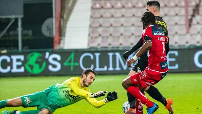 """Guillaume Hubert en KV Oostende blijven achter met één op vijftien: """"Terugkeren naar de basis"""""""