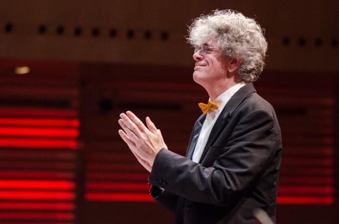 Bas Pollard, dirigent.