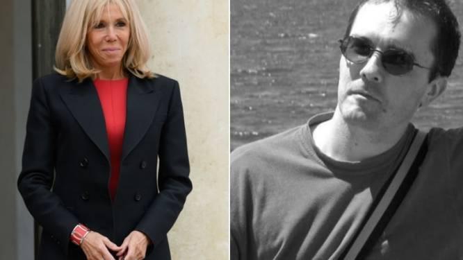 """Brigitte Macron richt zich in brief tot vermoorde leraar: """"Vandaag zijn we allemaal leerkracht"""""""