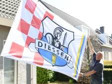 Jubileumfeest voor 1650 jaar Diessen wordt verplaatst naar september volgend jaar