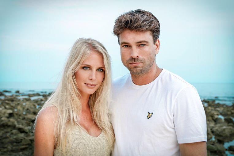 Temptation Island - presentatoren Annelien Coorevits en Rick Brandsteder