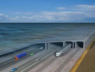 Deze 18 kilometer lange tunnel moet snelle verbinding tussen Duitsland en Denemarken mogelijk maken