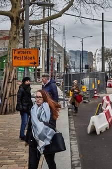Opgelet: twee weken geen trams op Beurs