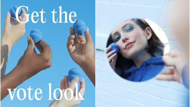 Wint Joe Biden de verkiezingen met ... make-up? 'Biden Beauty' is nieuw merk met, wat had je gedacht, een politieke missie