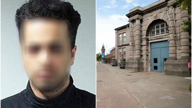 Gedetineerde (33) riskeert drie jaar cel nadat hij drie cipiers aanvalt en aftuigt