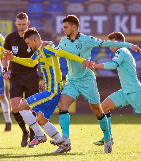RKC en Willem II schieten weinig op met gelijkspel