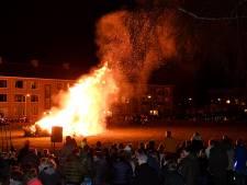 D66 wil van kerstboomverbranding in Breda af: 'Verbrandt ze digitaal'