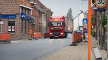 Extra vrachtwagensluizen moeten nog meer trucks uit dorpskernen bannen