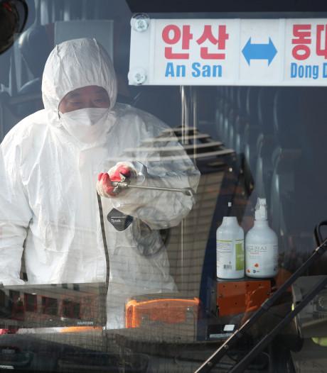 Près de 40 membres d'une secte contaminés en Corée du Sud