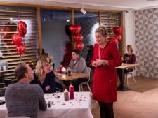 Jansen en Janssen: Valentijnsdiner langs de A1 valt in de smaak