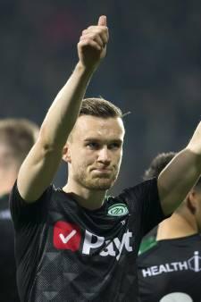 Te Wierik vervangt Padt als aanvoerder FC Groningen