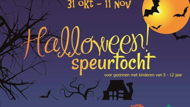 Ieperse oudercomités zetten coronaveilige 'Halloween Speurtocht' op poten