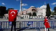 Turkse president Erdogan ondertekent decreet dat van museum Hagia Sophia moskee maakt