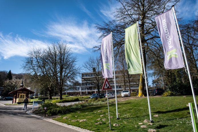 Het verpleeghuis Kalorama, met vestigingen in Beek en Nijmegen.