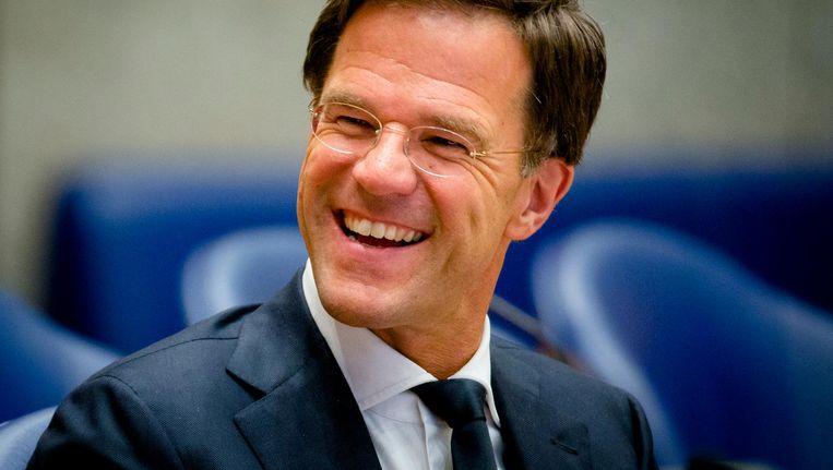 Mark Rutte was zondagavond de laatste Zomergast van het seizoen Beeld ANP