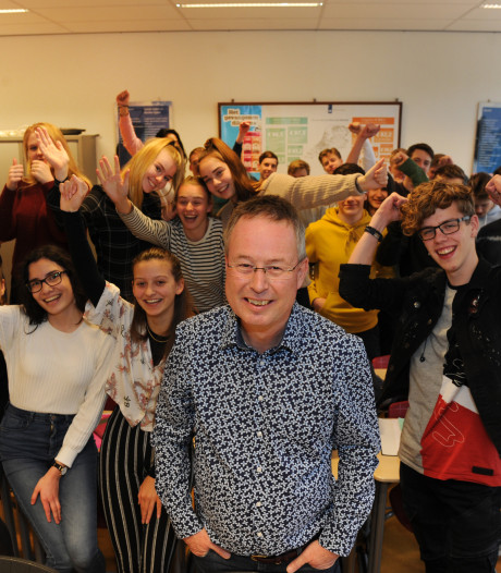 Arjen Baart nog steeds aan kop in leraarverkiezing