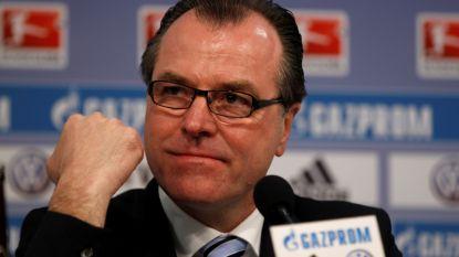 Na corona in vleesbedrijf, nu niet langer Schalke-preses