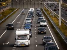 Veel vakantieverkeer verwacht richting Zeeland