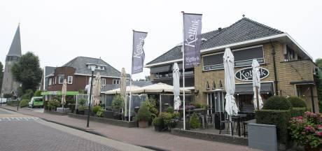 Mogelijk horeca in pand naast Zaal Kottink in Geesteren