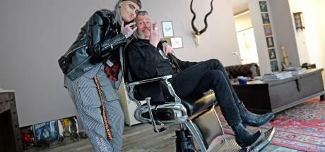 Hippe barbershop in Enschede: vader en dochter als stoere barbiers
