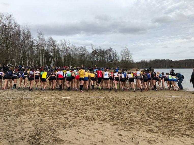 De Crosscup in Rotselaar lokte maar liefst 1.500 deelnemers