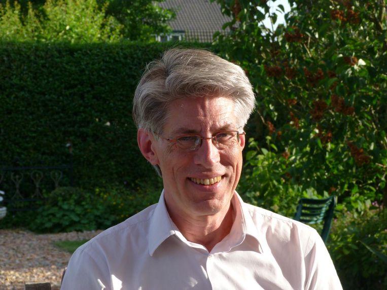 Neurowetenschapper Robert Harris. Beeld