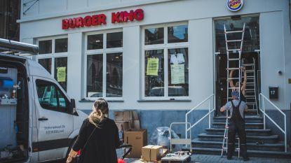 Woensdag opent Burger King op de Korenmarkt