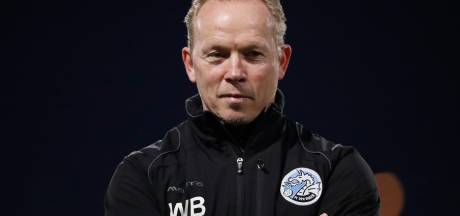 FC Den Bosch ontslaat trainer Wil Boessen