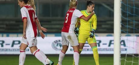 Ook Ajax-vrouwen uitgeschakeld in Europa