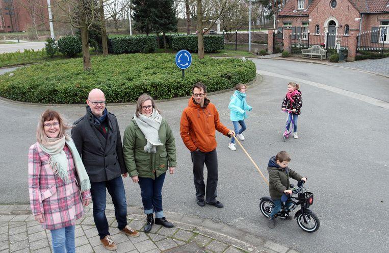 Straatcomité Ernest Claesstraat wint 10.000 euro voor meer groen in de straat.