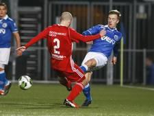 FC Den Bosch geeft wedstrijd tegen Almere City na rust weg