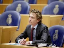 Bas van 't Wout uit Hoeven nieuwe staatssecretaris Sociale Zaken: 'Hij heeft het hart op de juiste plaats'