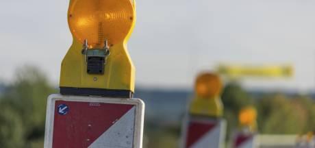Fikse files op snelwegen door afsluiting A16 van Breda richting Dordrecht