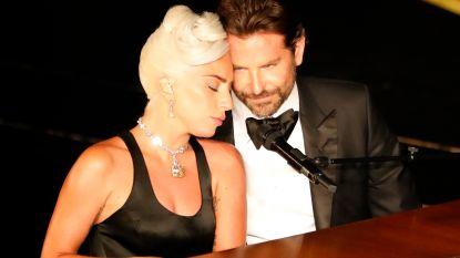 Sensueel optreden Lady Gaga en Bradley Cooper op Oscars houdt iedereen bezig