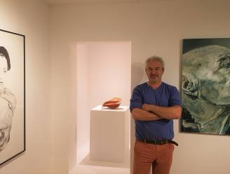 """Horeca-ondernemer opent tweede kunstgalerij in hartje Geel: """"Mensen zitten thuis en willen het in hun eigen cocon gezelliger maken"""""""
