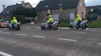 Snelheidscontrole: 6,8 procent reed zondag te snel op Aalterseweg