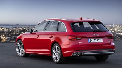 Audi roept 1,2 miljoen wagens terug omdat ze in brand kunnen vliegen