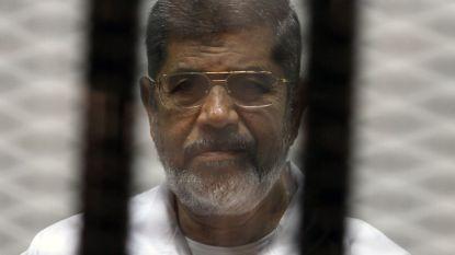 Vroegere Egyptische president Mohamed Morsi begraven in Caïro
