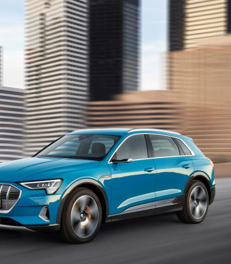 Audi wil Tesla een lesje leren met de e-Tron